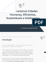 eBook Cidades Inteligentes
