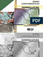 Series Cartográficas Nomenclatura