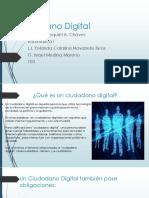 Ciudadano Digital 103