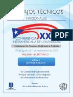 Contabilidad Gubernamental- PANAMA