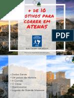 10 Motivos Para Correr Em Atenas