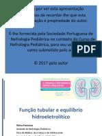 14-Funcao Tubular e Equilibrio Hidroeletrolitico_Telma Francisco