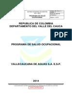 vallecaucana-de-aguas-PROGRAMA_SALUD_OCUPACIONAL_2014.pdf