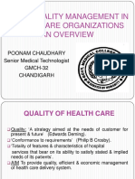 totalqualitymanagementinhealthcareorganisations-140330093739-phpapp01