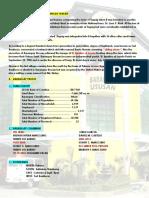 Historical Background of Barangay Ususan