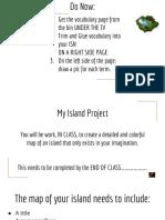 island intro project