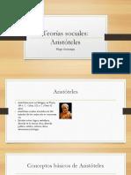 Teorías sociales