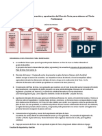 PROCESO 2 Elaboración y Aprobación Del Plan de Tesis-Julio2018