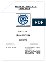 Legal History of Article 21 and allied concepts