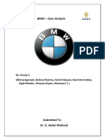 Group 5 - BMW