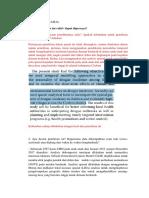 Critical Appraisal Dhf Aul