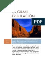 La Gran Tribulación