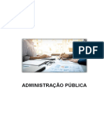 Apostila Administracao Publica