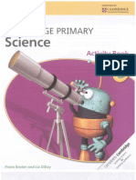 Cambridge Primary Science 5 Activity Book Full