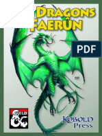 Gem Dragons of Faerun