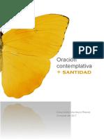 ORACIÓN CONTEMPLATIVA + SANTIDAD