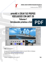 1 Introducción Práctica a Unity 3D
