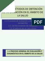 Evaluacion psicológica presentacion