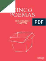 Richard Gwyn Cinco Poemas