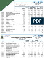 R00820685 - Ejecución Presupuestaria de Ingresos Por Periodo Acumulado
