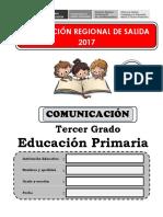 3° PRUEBA COMUNICACIÓN 2017