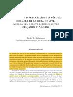 Kehrmann. Angustia y esperanza ante la pérdida dl aura.pdf