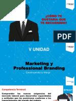 Marketing y Professional Branding