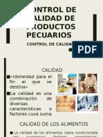 CONTROL DE CALIDAD DE PRODUCTOS PECUARIOS.pptx