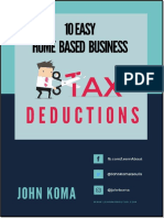 Tax Deductions for Small Businesses -Learn About LLC