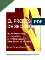 EL PROCESS Ni Democrático, Progresista, Ni Revolucionario
