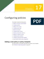Configuring Policies