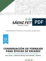 Memorias Charla de Ensilajes-Saenz Fety Clima Frío 2019