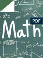 Math project - Boolean algebra