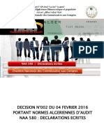 NAA 580 Déclaration écritesl.pptx.pptx
