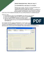 Modbus Tcpip Server Lan Connection Manual