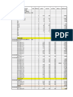 Metrados Costos Estructuras (1)