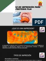 TECNICAS DE IMPRESIÓN PARA PROTESIS FIJA ultimo.pptx