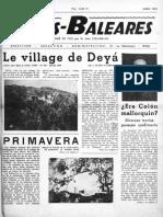 Paris Baleares 1965 Mes03 n0122