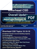 Riverhead Central School District revised capital plans