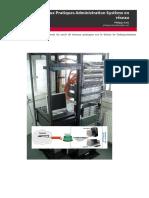 0557 Travaux Pratiques Administration Systeme en Reseau