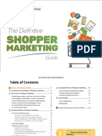 The Definitive Shopper Marketing Guide