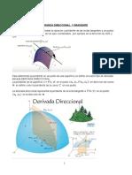derivadas discrecionales y gradientes