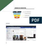 Embudo de Ventas y Creacion de Pagina de Facebook Evento