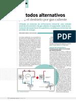 Metódos Alternativos Para El Deshielo Por Gas Caliente
