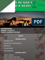 Consumo de Gas y Petroleo