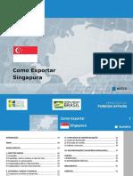 Singapura Como exportar