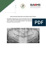 Gc Patient Information Leaflet Fds Guidelines
