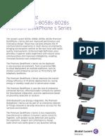 05 8078s 8068s 8058s 8028s Premium Deskphone s Series Datasheet En