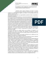 Gutierrez - La Responsabilidad Profesional, Entre La Legislacion y Los Principios Eticos.