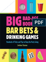Big Bad-Ass Book of Bar Bets and Drinking Games - Hundreds of Tricks and Tips to Keep the Party Going.epub